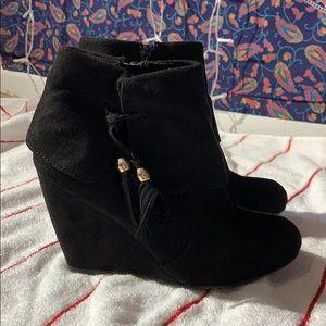 Zigi soho booties size 6